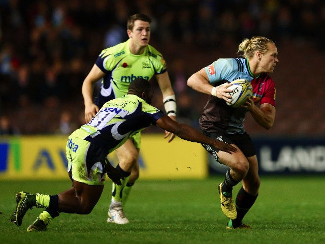 Result: Harlequins come from behind to beat Sale