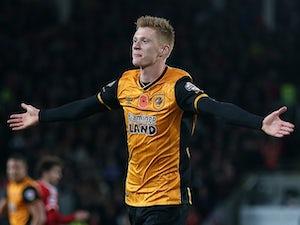 Swansea keen on Hull midfielder Clucas?