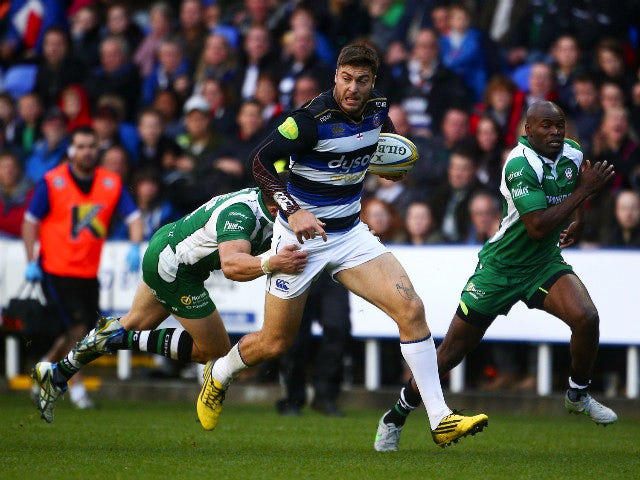 Result: Bath put London Irish to the sword
