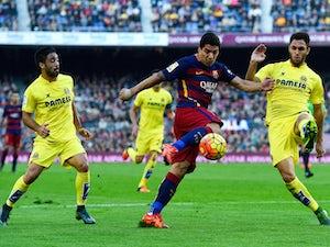 Goalless between Barcelona, Villarreal