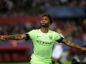 Manchester City in control at Sevilla