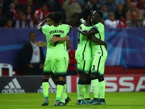 City score three to ease past Sevilla
