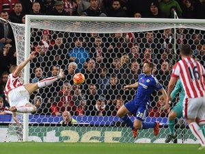 Live Commentary: Stoke City 1-0 Chelsea - as it happened