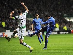 Celtic remain bottom after Molde loss
