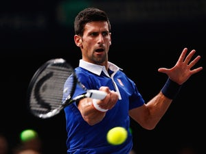 Djokovic eases past Goffin at O2