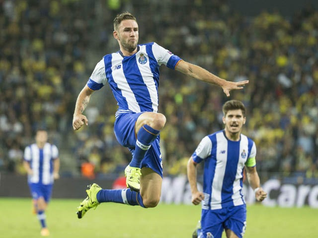 Result: Porto dump nine-man Roma out of CL