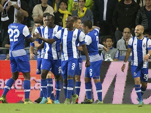 Brahimi gifts Porto win at Nacional