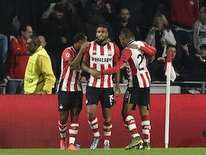 PSV Eindhoven see off Wolfsburg