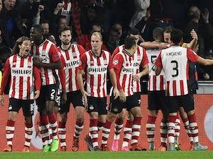 PSV Eindhoven beat Utrecht to go second