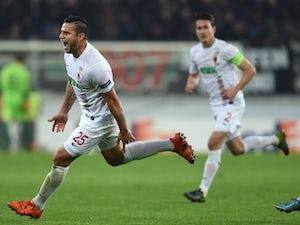 Bobadilla secures points for Augsburg