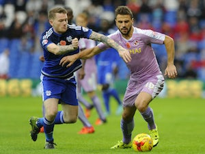Cardiff City leapfrog Reading with win