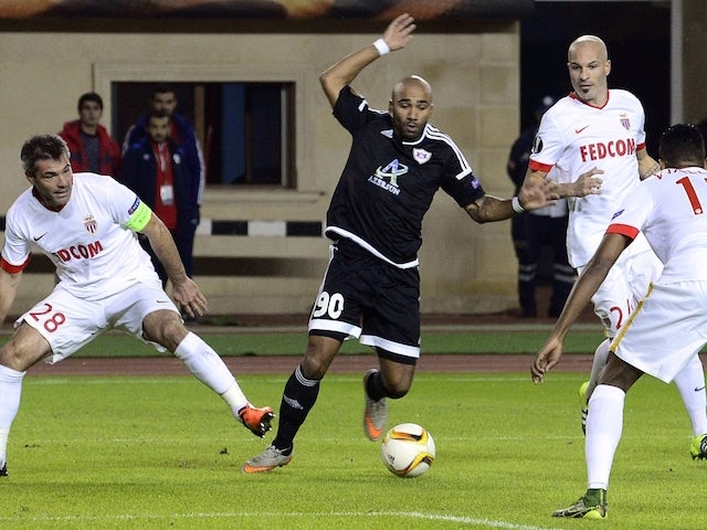 Result: Monaco salvage draw to extend Group J lead