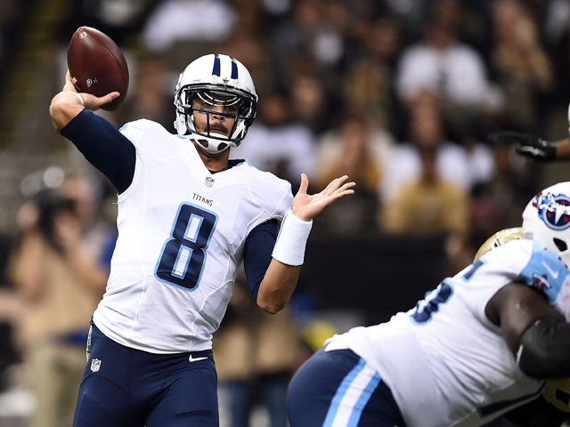 Result: Mariota leads Titans to OT win at Saints