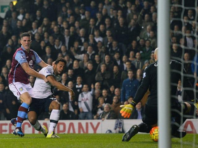 Result: Tottenham Hotspur see off Aston Villa