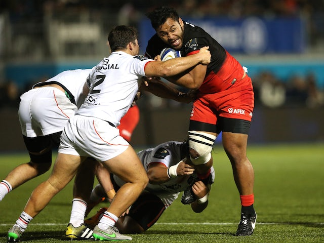 Result: Owen Farrell inspires Saracens to victory
