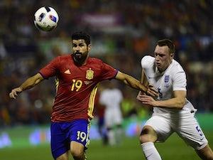 Team News: Costa leads Spain line against Israel