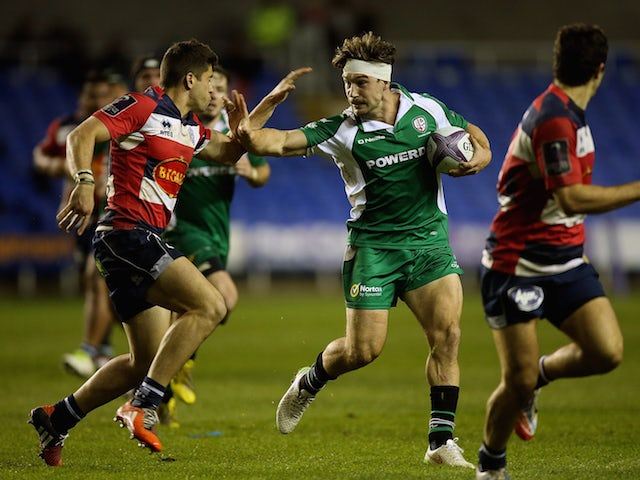 Result: Eight-try London Irish thrash Agen