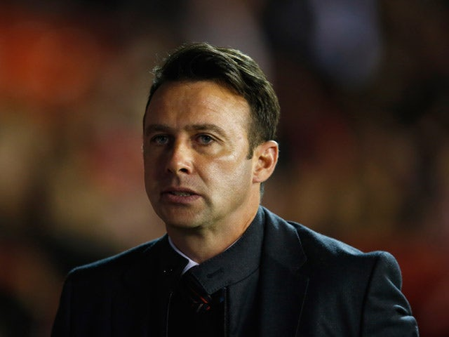 Dougie Freedman driven by regretful Crystal Palace departure