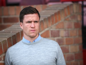 Chesterfield sack Gary Caldwell