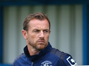 Gary Rowett: 'Our business probably done'