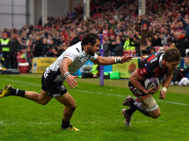 Result: Gloucester secure opening day victory