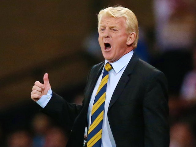 Result: James McArthur spares Scotland's blushes