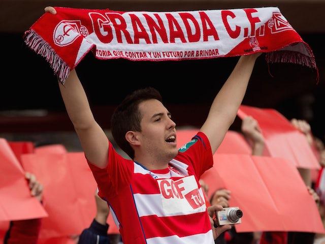 Result: Granada in late comeback against Malaga