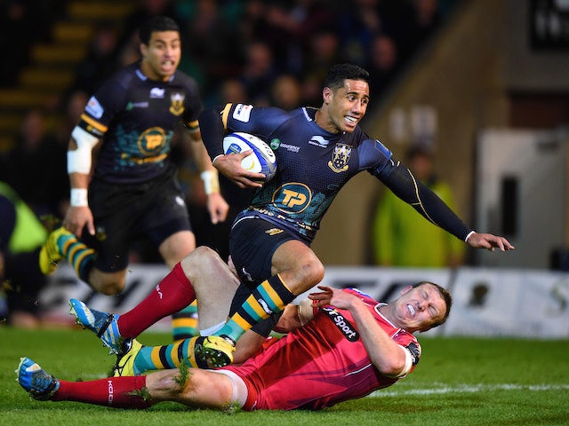 Result: Saints edge out Scarlets in Champions Cup
