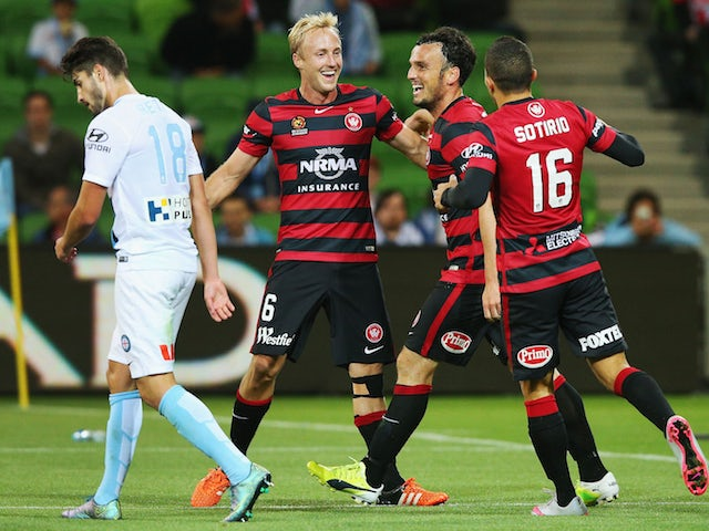 Result: Second-half goals fire Wanderers past Mariners