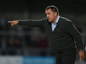 Allen leaves Barnet to take charge at Eastleigh