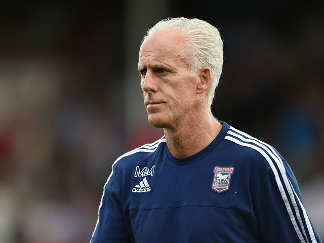 Mick McCarthy confused by Ipswich defeat