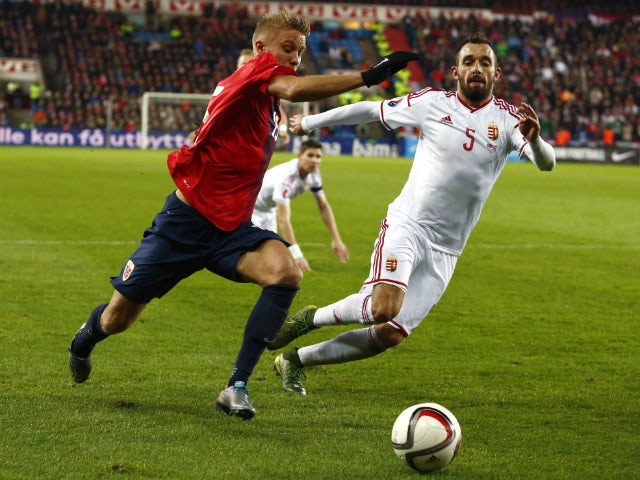 Half-Time Report: Priskin puts Hungary in the driving seat