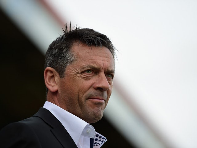 Swindon sack manager Phil Brown