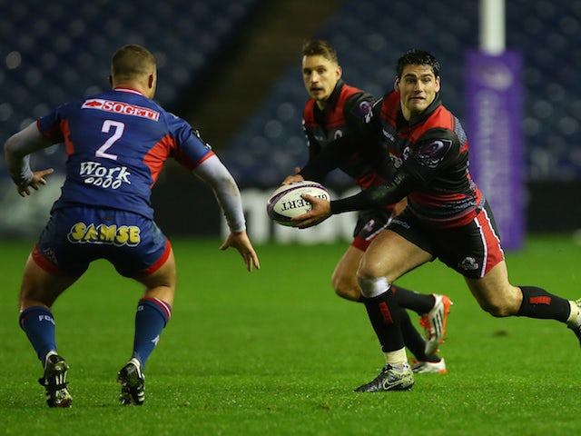 Result: Edinburgh ease past Grenoble in Euro opener