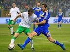 Goalless between Bosnia-Herzegovina, Republic of Ireland