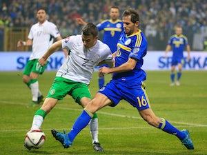 Goalless between Bosnia, Ireland