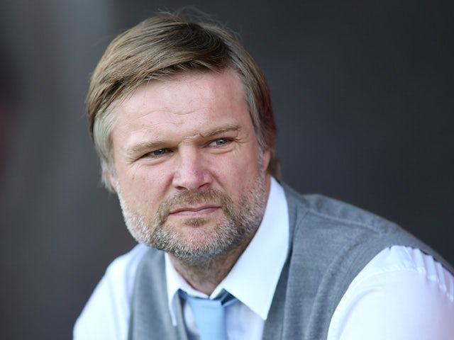 Steven Pressley appointed Carlisle manager