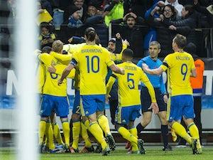 Team News: Sweden make three changes for second leg