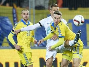 Ukraine take big step towards Euro 2016