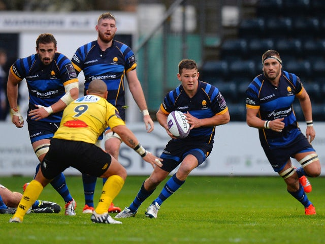 Result: Worcester see off stubborn Rochelais