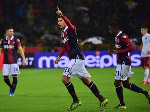Late Destro pen rescues a point for Bologna