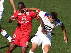 Birighitti display denies Adelaide victory