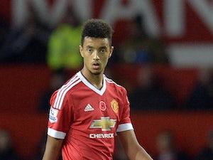 Team News: Borthwick-Jackson starts for Man United