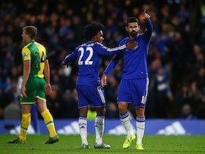 Team News: Hiddink names strong Chelsea side