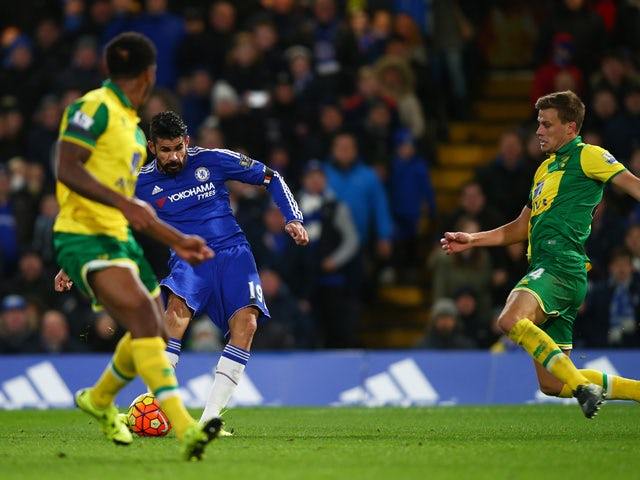 Result: Diego Costa goal gives Chelsea victory