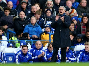 Mourinho: 'We coped well with pressure'