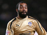Dominic Vose of Colchester United in action during the Sky Bet League One match between Milton Keynes Dons and Colchester United at Stadium MK on January 1, 2014 in Milton Keynes, England.