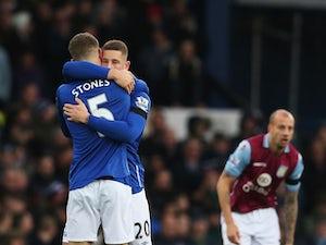 Impressive Everton thrash Aston Villa