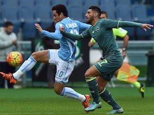 Lazio fight back to hold Palermo