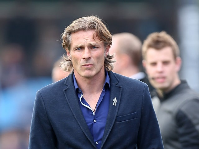 Gareth Ainsworth charged with misconduct